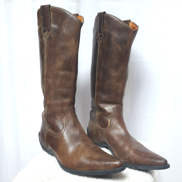 Mag Western Style Cowboy Boot